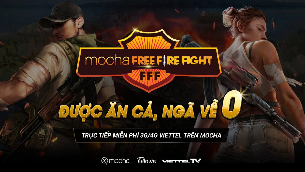 Mocha Free Fire Fight